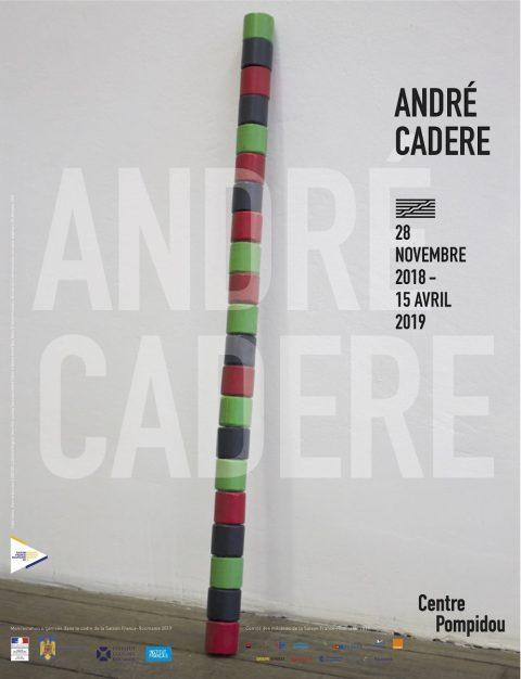 Cadere Centre Pompidou